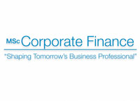 MSc Corporate Finance